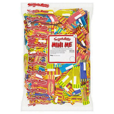 Mini Me Chews - Assorted Flavours - Pack of 340