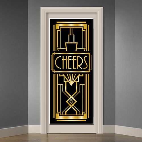 Gatsby Door Cover - 1.83m