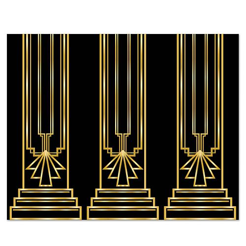 Gatsby Backdrop - 9.1m