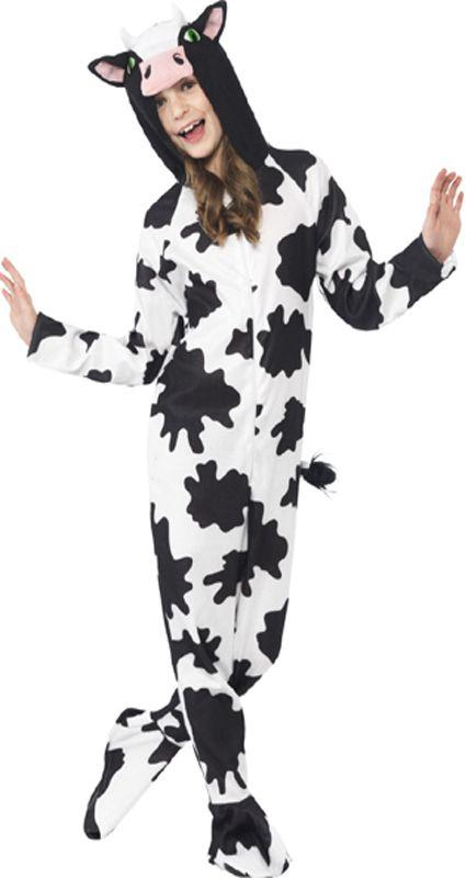 Children's Cow Costume