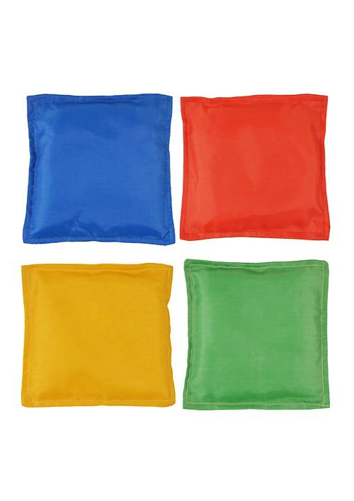 Bean Bag - 12.7cm - 4 Assorted Colours