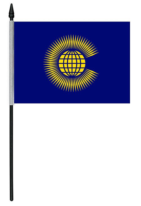 Commonwealth Cloth Table Flag - 4