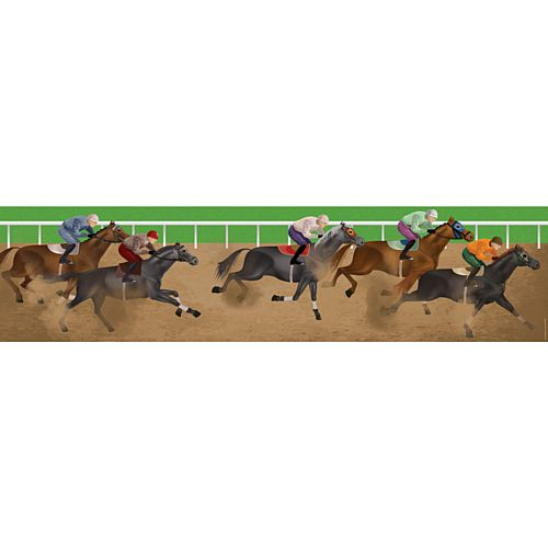 Horse Racing Banner - 1.2m