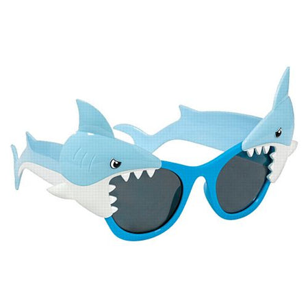 Hawaiian Shark Fun Shades