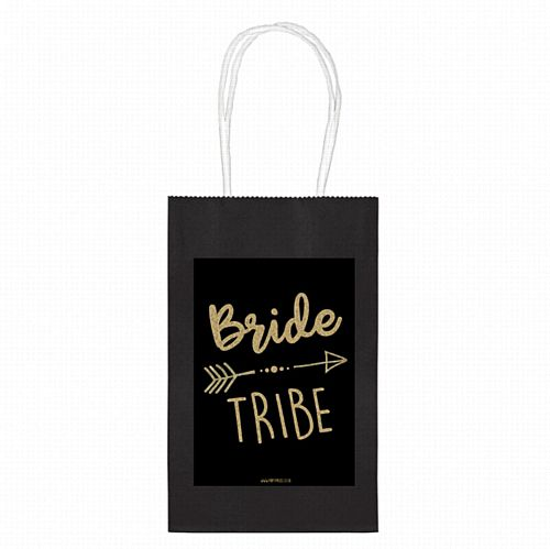 Bride Tribe Paper Party Bags- Pack of 4