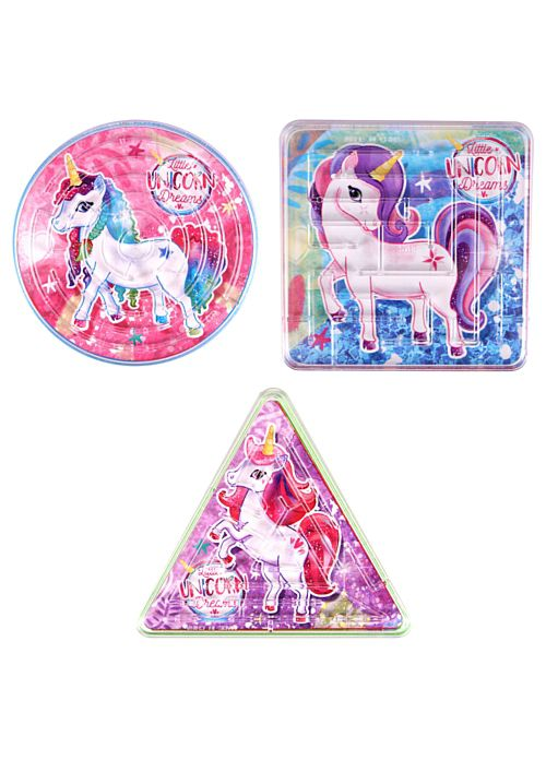 Unicorn Puzzle Maze - Assorted - Each