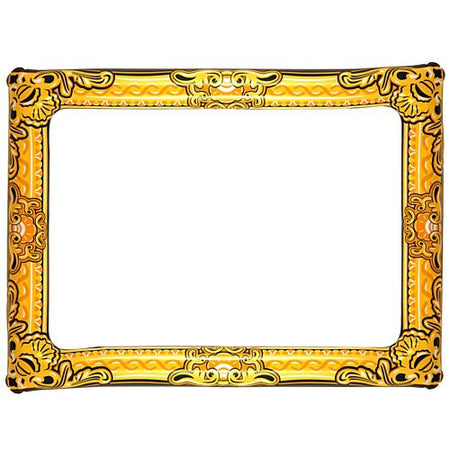 Inflatable Picture Frame - 80cm