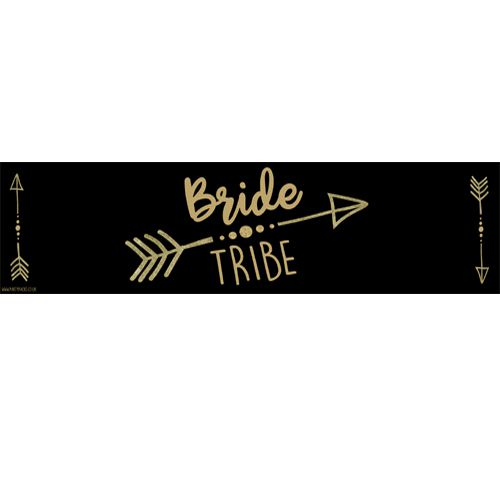 Bride Tribe Banner - 1.2m