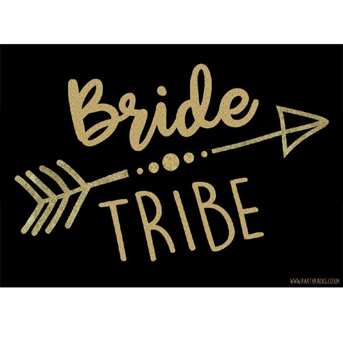 Bride Tribe Poster - A3