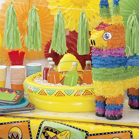 Inflatable Sombrero Drinks Cooler - 48cm
