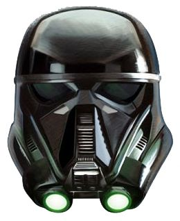 Death Trooper Star Wars Rogue One Mask