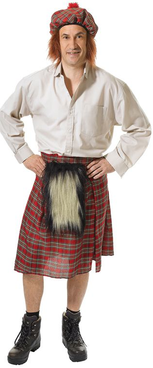 Kilt and Hat Set