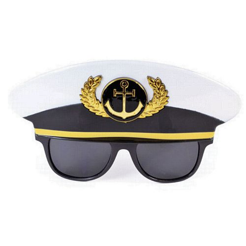 Sailor Cap Sunglasses