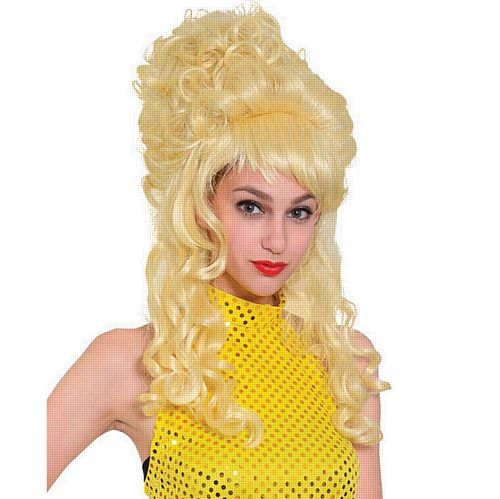 Blonde Panto/Dolly Parton Wig