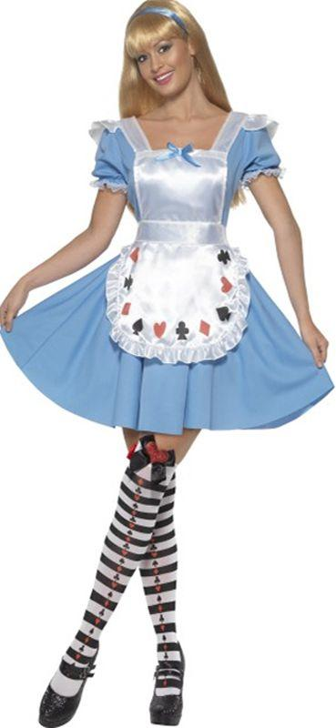 Deck Of Cards Alice Costume