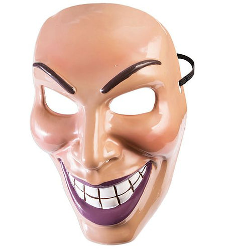 Evil Grin Mask Male