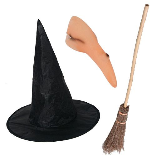 Witch Fancy Dress Kit
