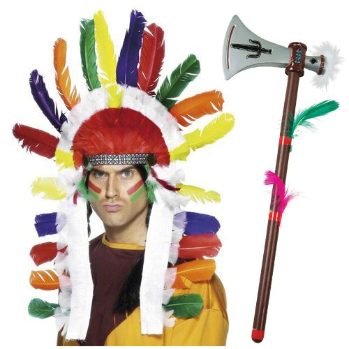 Native Indian Fancy Dress Kit