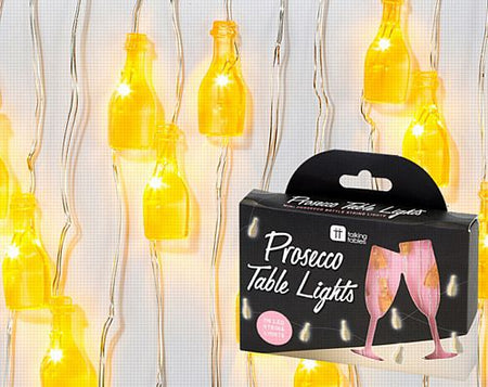 Prosecco String Table Lights - 3m