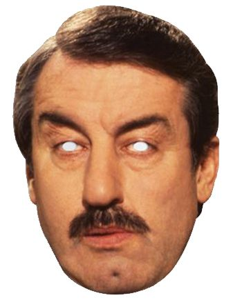Boycie (Only Fools and Horses) Card Mask