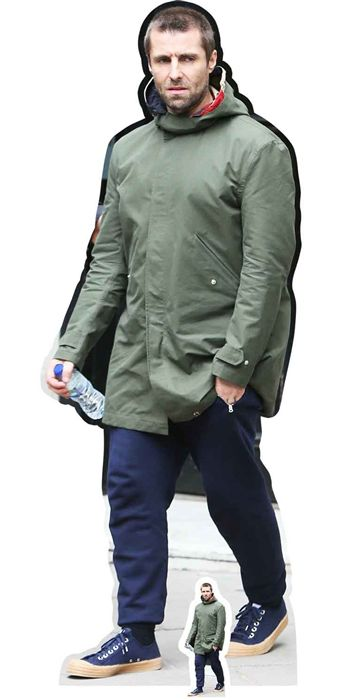 Liam Gallagher Cardboard Cutout - 1.78m