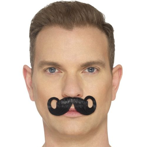 The Imperial Handlebar Moustache