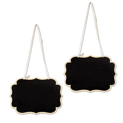 Click to view product details and reviews for Chalkboard Signs 25cm Pack Of 2.