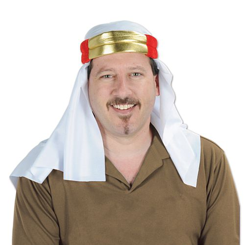 Satin Sheik Hat