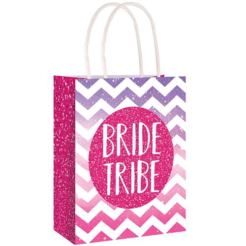 Bride Tribe Hen Party Bag with Handles - 22cm