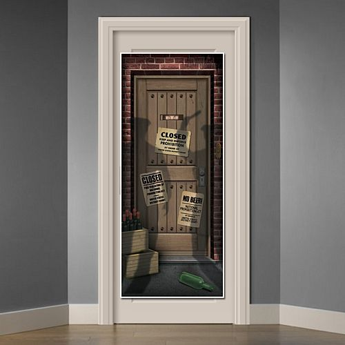 Speakeasy Door Cover - 1.8m