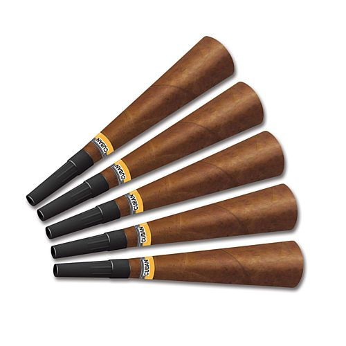 Cigar Horns - 22.9cm - Each