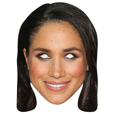 Meghan Markle Card Mask