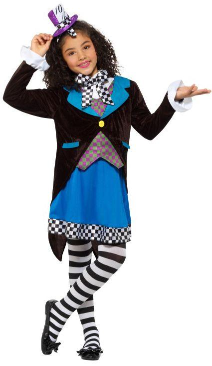 Little Miss Hatter Costume