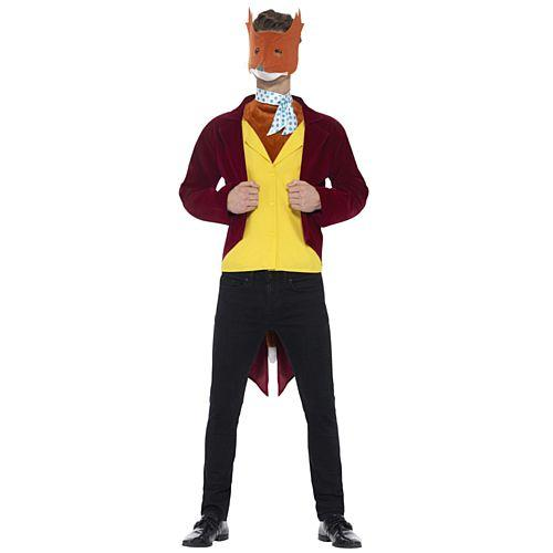 Adult Roald Dahl Fantastic Mr Fox Costume