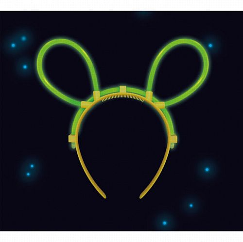 Fancy Glow Mouse Ear Tiara