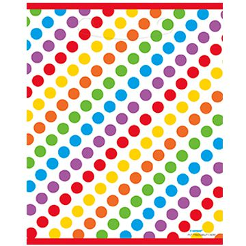 Click to view product details and reviews for Rainbow Birthday Loot Bags Pack Of 8.