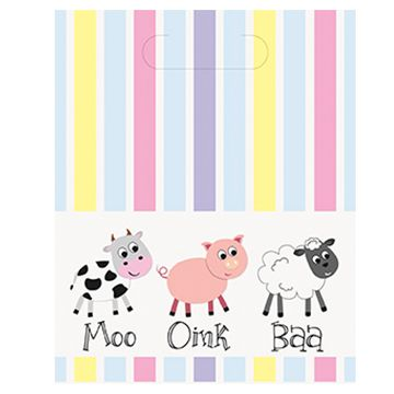 Click to view product details and reviews for Farmyard Party Bags Pack Of 8.