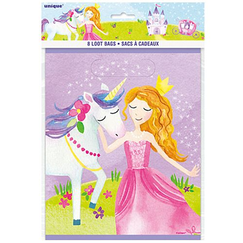 Magical Princess Party Bags - Pack of 8