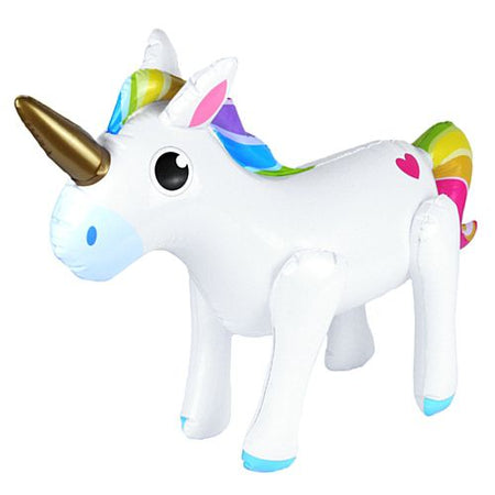 Inflatable Unicorn - 53cm