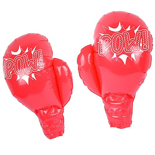 Inflatable Boxing Gloves - 39cm