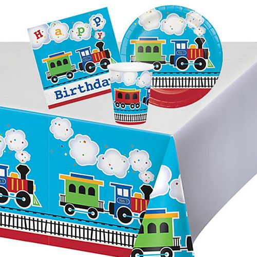 Toy Train Pack For 8