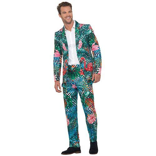 Hawaiian Flamingo Stand Out Suit