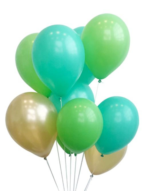 St Patrick's Balloon Mix - Pack of 28