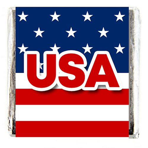 Square Chocolates - American USA - Pack of 16