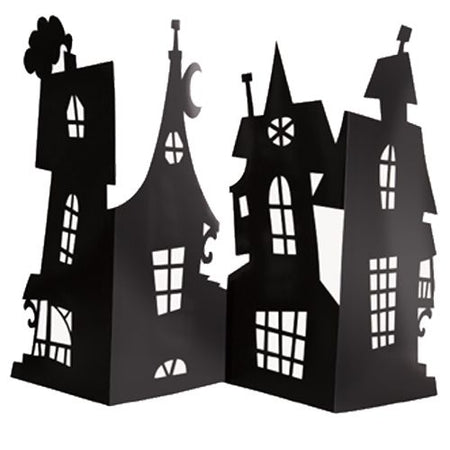Haunted House Fold Out Centrepiece - 61cm