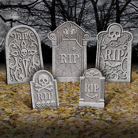 Tombstone Value Packs - Pack of 5