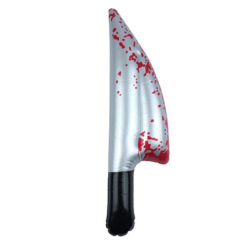 Inflatable Bloody Knife - 40cm