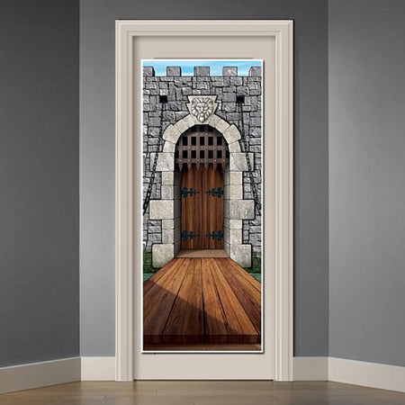 Castle Door Cover 1.83m