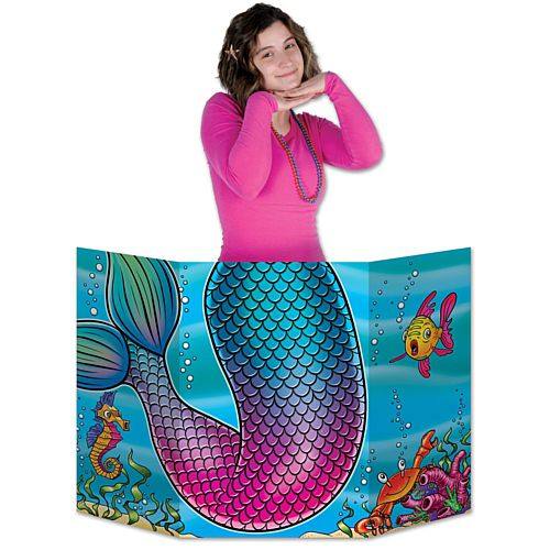 Mermaid Tail Photo Prop - 91.4cm