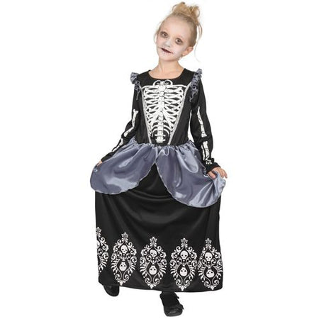 Skeleton Princess Costume